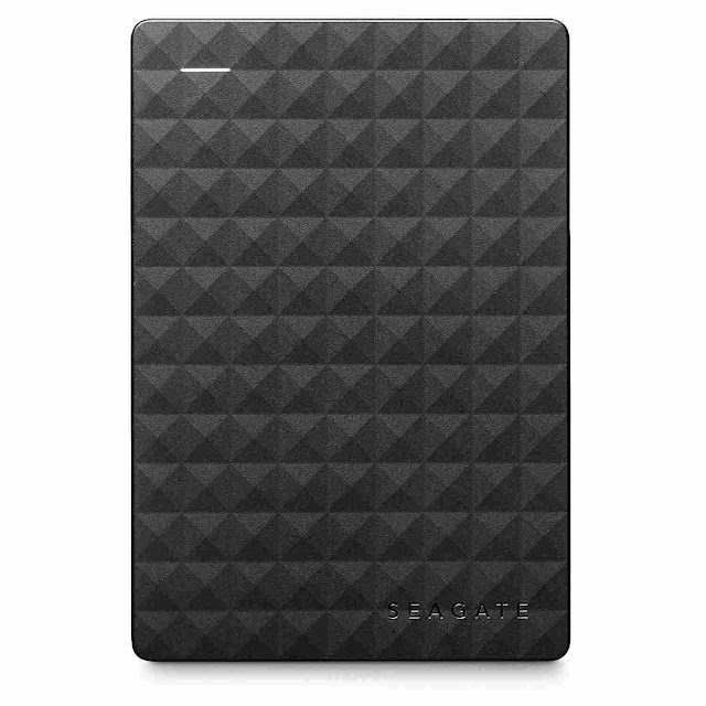 Seagate Expansion (STEA2000400) - Fastest 2TB Portable External Hard Disk Drive USB 3.0
