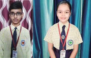 अंजू गिल एकेडमी के विद्यार्थियों ने इस टेस्ट में किया जौनपुर टॉप | #NayaSabera