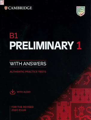 B1 Preliminary 1 for the Revised 2020 Exam audio