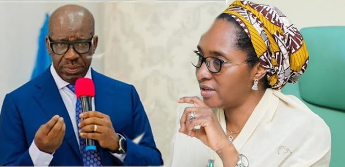 President Buhari Urged To Sack Finance Minister After CBN N60bn Printing Controversy