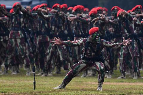 Survei Alvara: Kepuasan Publik terhadap TNI Tertinggi, DPR Terendah