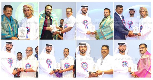 Gulf, News, World, K M ahamed award, K M ahamed awards were hand over