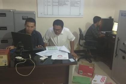 Aktifitas Kantor Pada Selasa, 19 November 2019