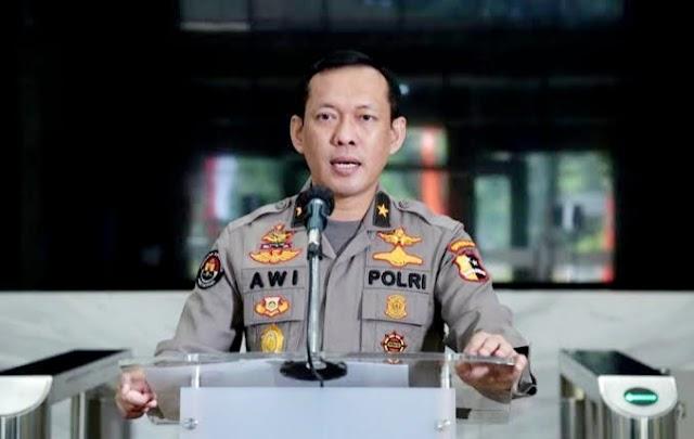 Polri Akan Panggil dan Periksa Siapa pun yang Terlibat dalam kasus Gus Nur