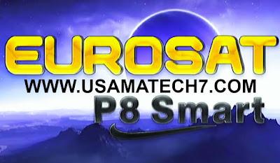 EUROSAT P8 Smart HD Receiver PowerVU Key OK Software