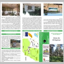 RUTAS E INSTALACIONES DE USO PUBLICO EN EL ESPINAR