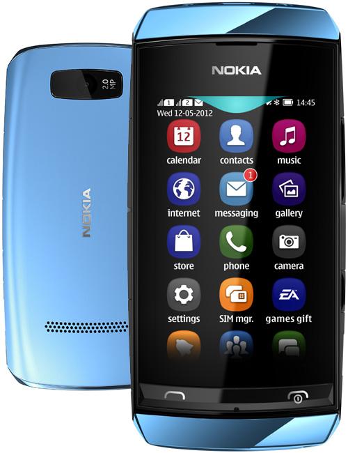 Nokia Asha 305 Pictures