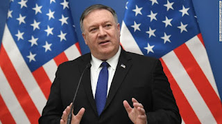 Secretary of State Mike Pompeo, State Department Ensures Enforcement of Mexico City Policy