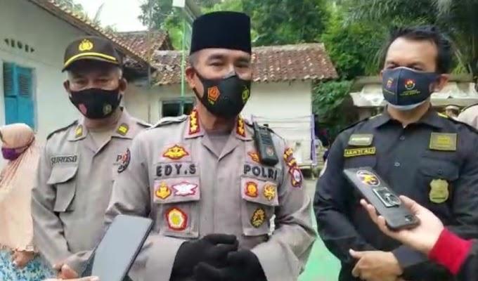 Polda Banten Sambut Baik Atas Fatwa MUI Terbitkan Lebel Halal untuk Vaksin Sinovac