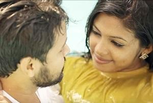A kerala traditional hindu wedding highlights Devi & Nikhil