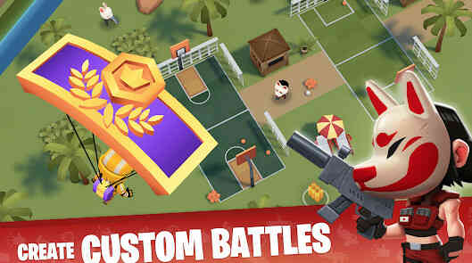 لعبة Battlelands Royale