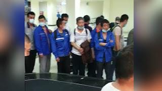 buruh Cina ke Indonesia di tengah wabah virus corona