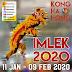 Jadwal Lengkap Imlek 2020 Barongsai Kong Ha Hong