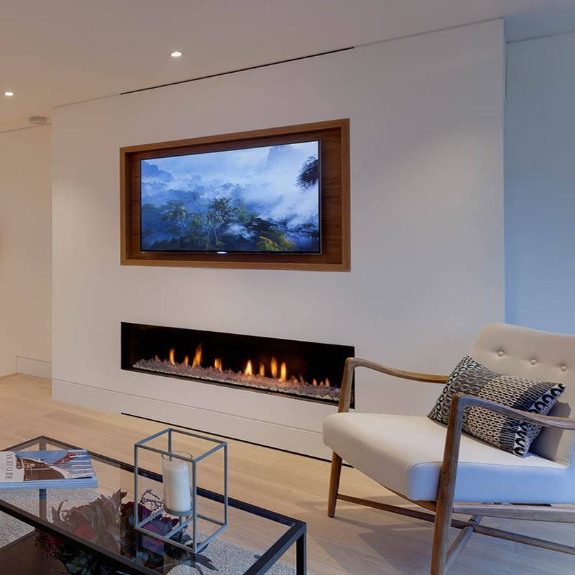 Great indoor fireplace designs bahay ofw for Indoor fireplace plans