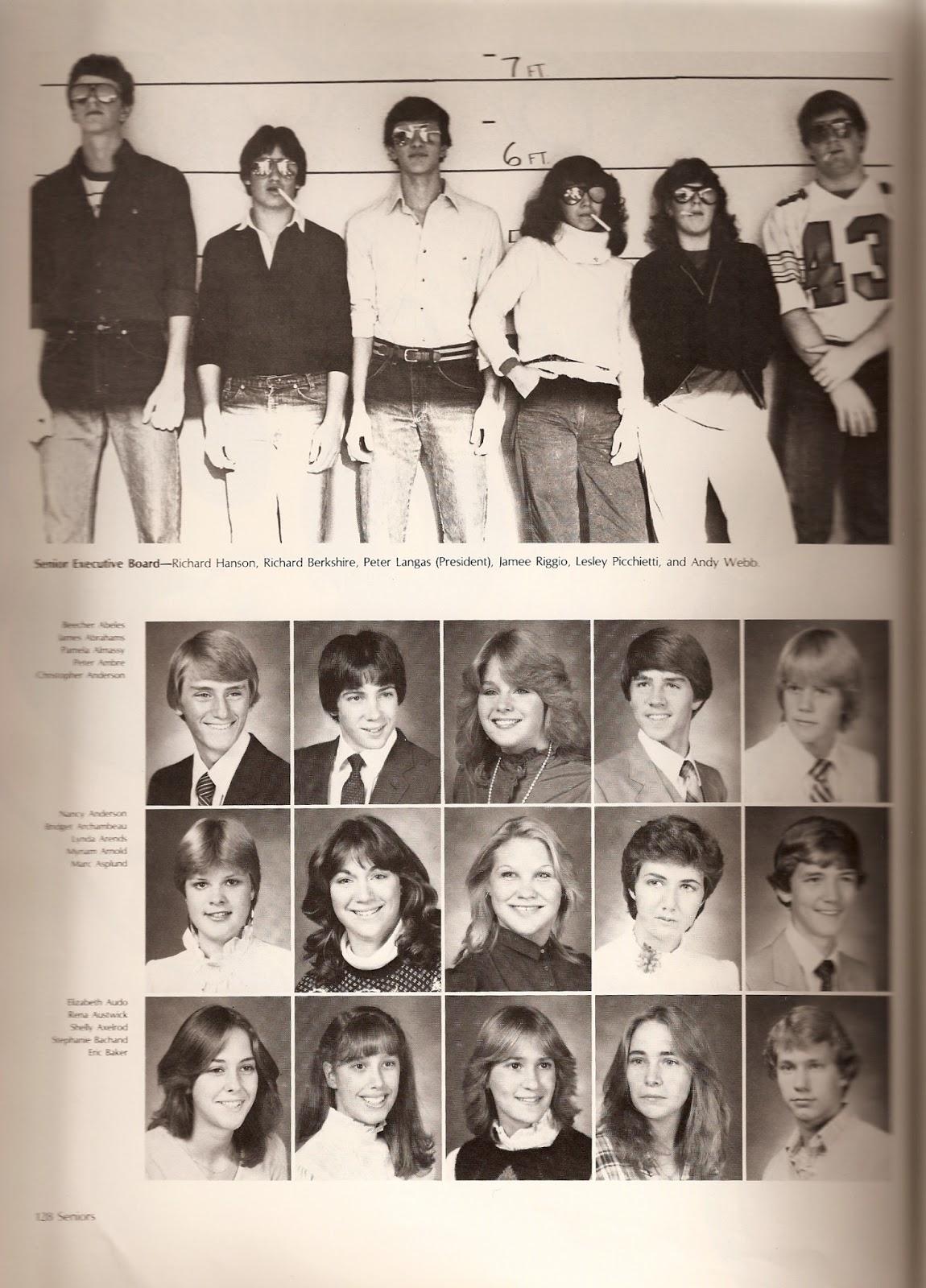 Karen Neyman: Deerfield High School Class of 1983 Yearbook ...