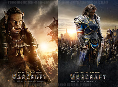 Sinopsis Film Warcraft 2016