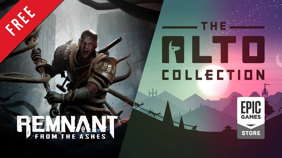 remnant from the ashes alto collection free pc game epic games store action role-playing third person shooter gunfire games perfect world entertainment adventure indie snowman serenity forge team alto
