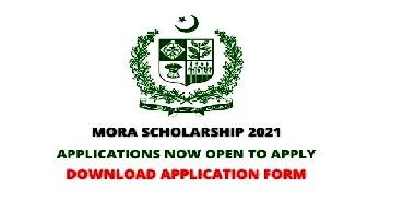 MORA Scholarship For Minorities 2021-2022 - Online Apply