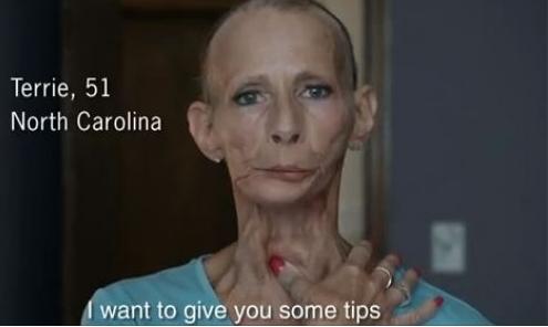 Η ανατριχιαστική καμπάνια κατά του καπνίσματος που έκανε 200.000 καπνιστές να το κόψουν!