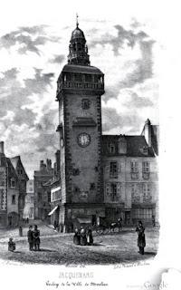Patrimoine de l'Allier: Jacquemard de Moulins