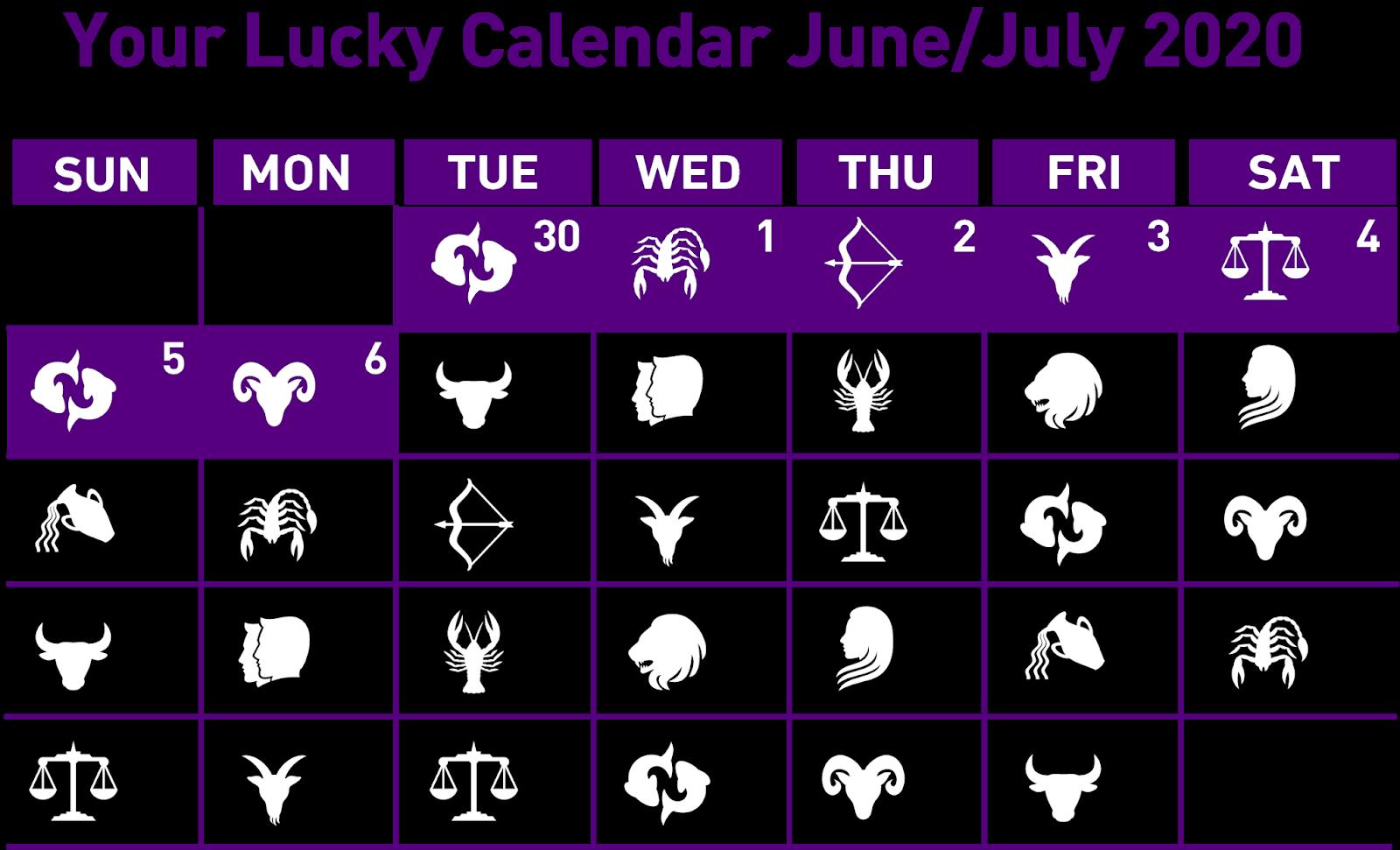30 June - 6 July 2020
