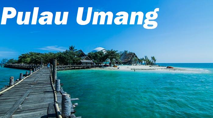 Tempat Wisata di Anyer pulau umang