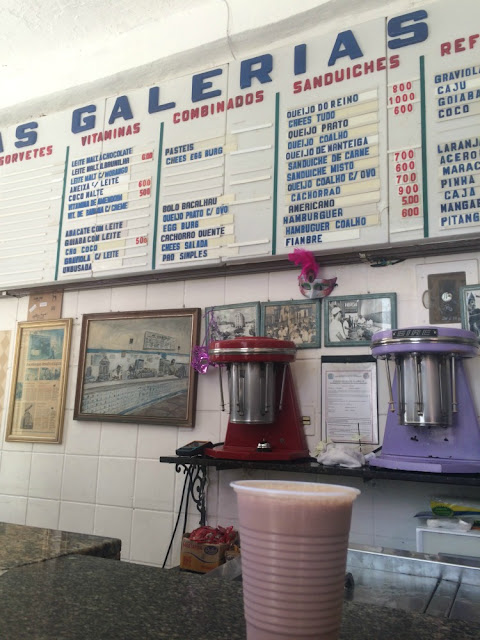 Onde comer e sair em Recife?  As Galerias