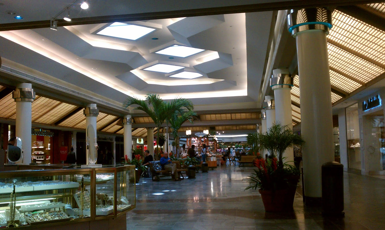 Lakeside Mall Food Court New Orleans