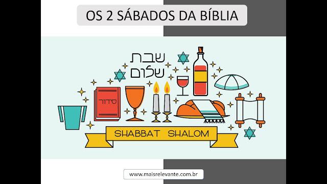o sabado na biblia