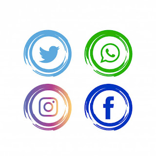 redes sociais mais populares