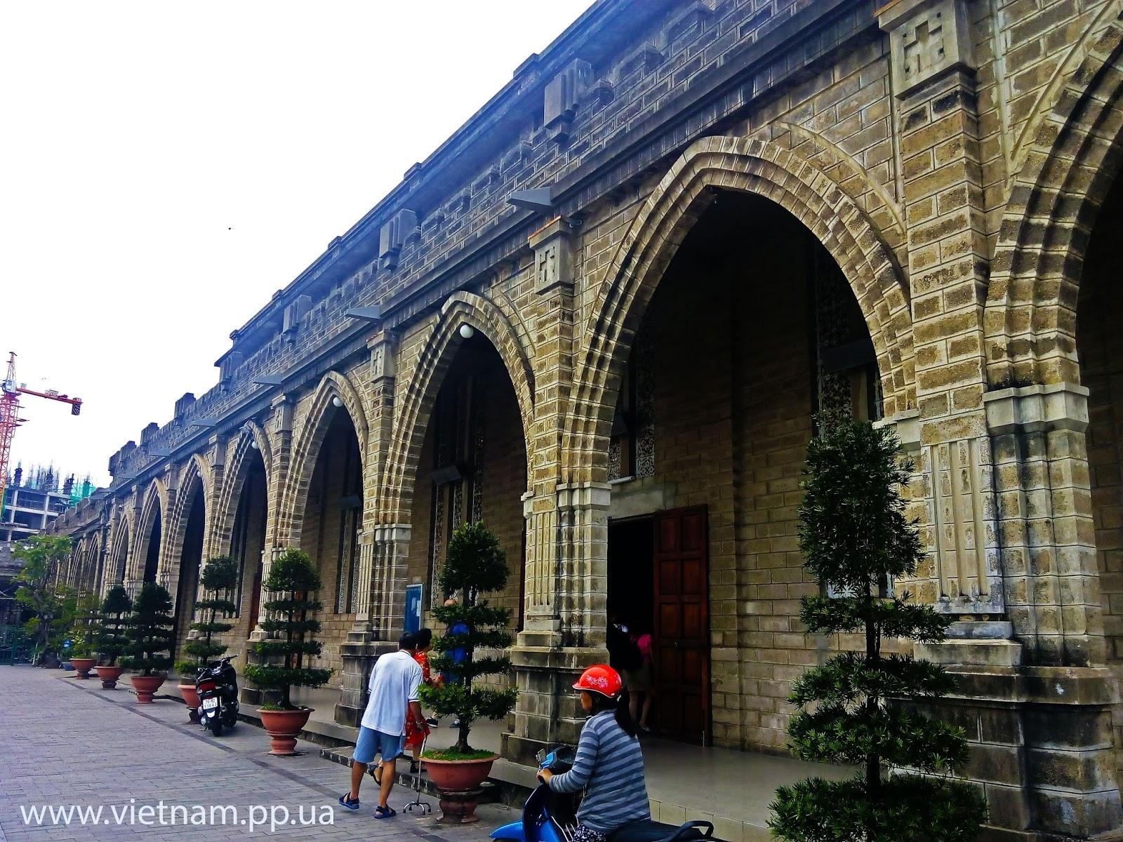 Кафедральный собор Нячанг фото