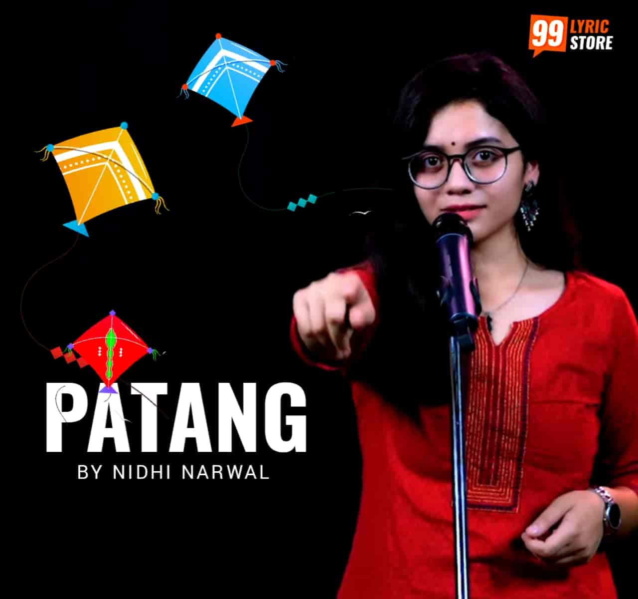 A very young, Famous and YouTube poetess Nidhi Narwal come back again with a beautiful poerty which is titled 'Patang'.