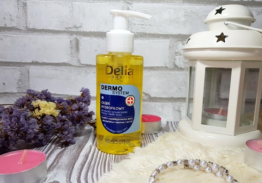 Olejek hydrofilowy Delia Dermo system