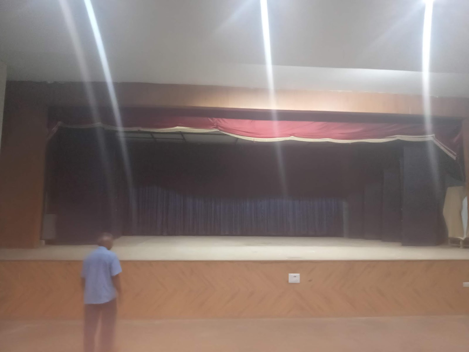 mela auditorium