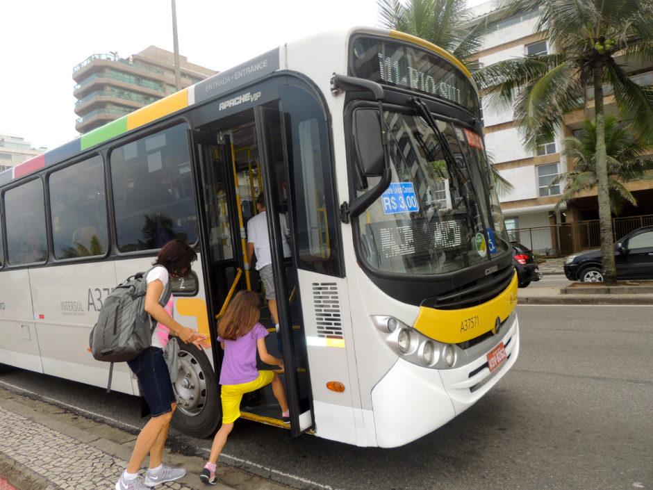 Автобус Рио де Жанейро