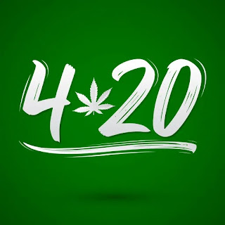 Whats the meaning of happy 420 day and weed day