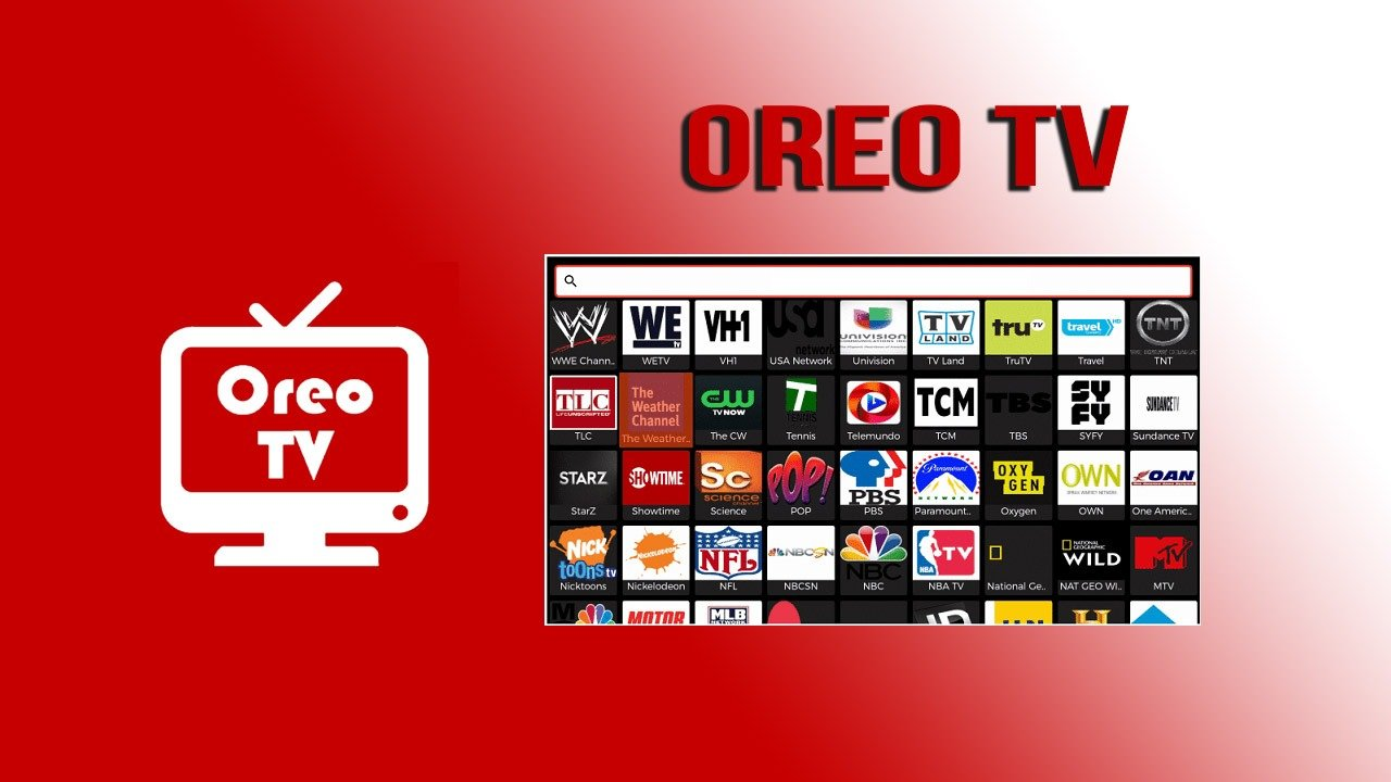 Oreo TV APK Latest Version