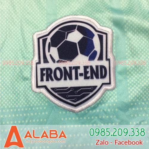 Hình thêu logo chất lượng cao