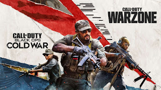 Black Ops Cold War, Warzone