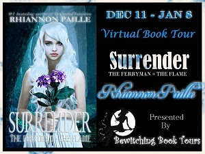 Blog Tour: Surrender by Rhiannon Paille *Review/Excerpt/Guest Post*