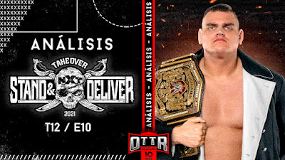 Analisis NXT Takeover Stand & Deliver