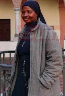 Reverend Sister Martina Offorka