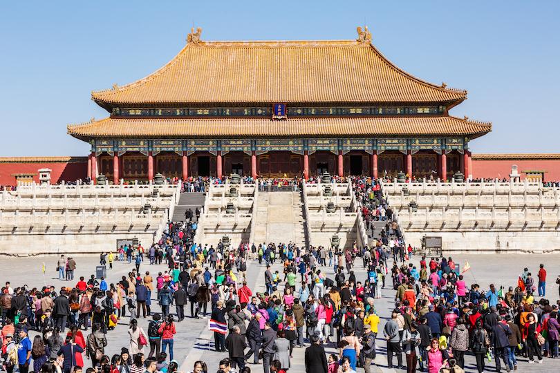 اجمل المدن للزيارة في الصين