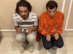 صور المتهمين بقتل فتاة المعادي بعد القبض عليهما