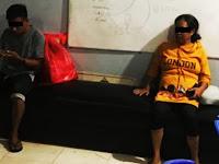 Ketahuan Curi HP, Sepasan Suami Istri Penghuni Rusun Mappasaile, Diamankan Polisi