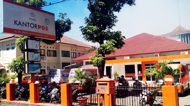 Lowongan Kerja Oranger Loket PT Pos Indonesia (Kantor Pos) Cilegon
