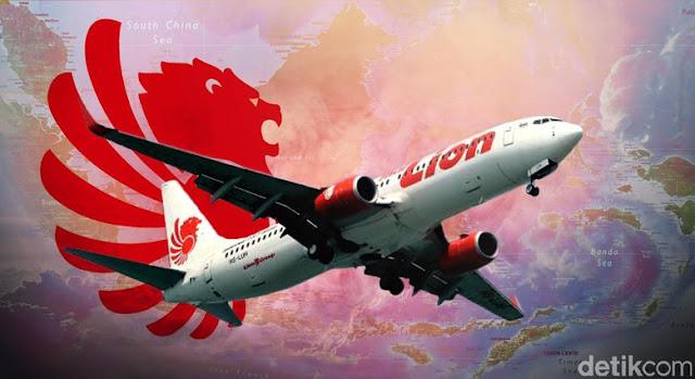 Lion Air Hilang Kontak di Atas Karawang