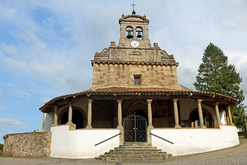 San Juan de Amandi, Villaviciosa