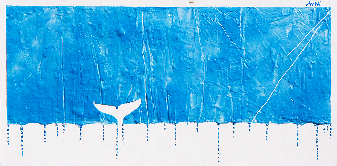 Whale tail   acrylic painting,Whale tail heavy textured painting, unique Whale tail  painting on canvas, anatoli Whale tail , anatoli voznarski Whale tail , Whale tail  wall painting, abstract Whale tail  painting, animal painting,office painting, modern Whale tail , Whale tail  mixed