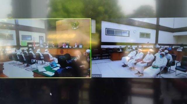 Saksi: Jamaah yang Hadir di Petamburan Cuma Mau Lihat Habib Rizieq